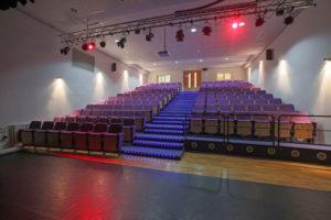 Cardinal Newman performance theatre