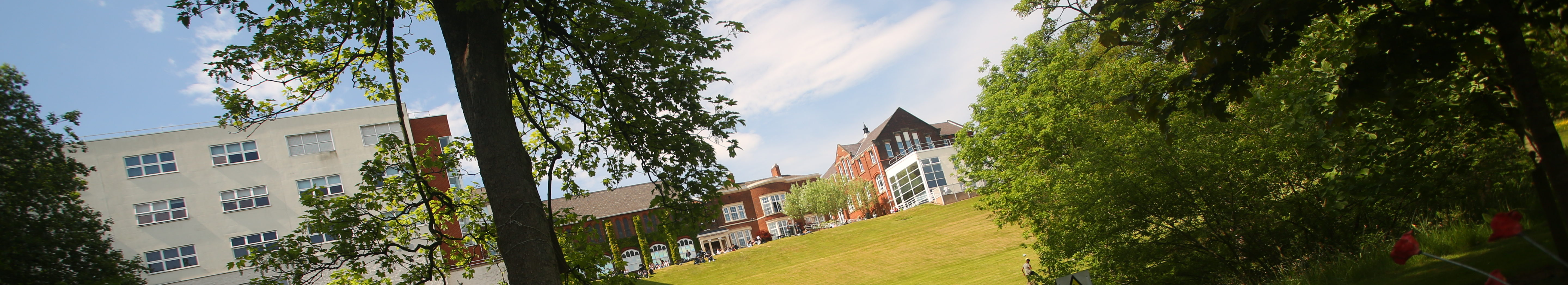 Cardinal Newman College main building and grounds