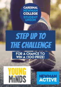 Step up to the challenge - Young Minds