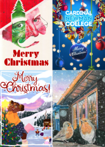 Merry Christmas from Cardinal Newman College